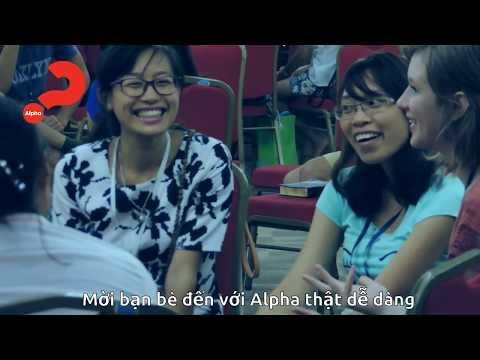 ALPHA @ the Hanoi International Fellowship