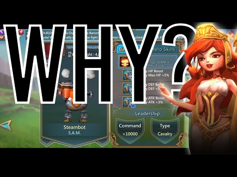 What Heroes To Invest In Lords Mobile?