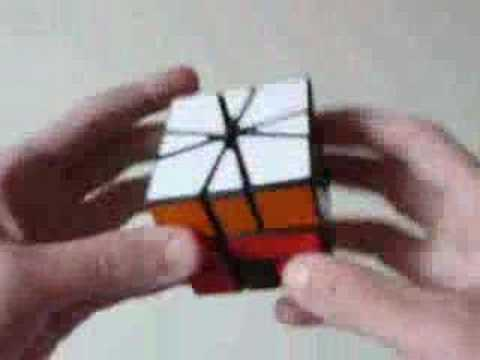 how to solve a square 1 legoboyz3