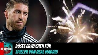 Ajax-Ultras terrorisieren Real-Stars | Ajax Amsterdam - Real Madrid
