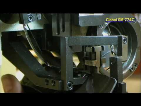 GLOBAL SM 7747 - Moccasin stitch machine for the moccasins shoe industry