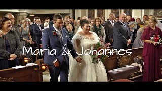 """Hochzeitsfilm-Trailer """"Maria&Johannes"""""""