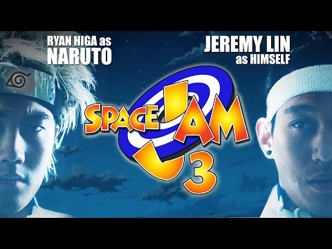 Thumbnail: Space Jam 3: Anime Edition! (ft. Jeremy Lin)
