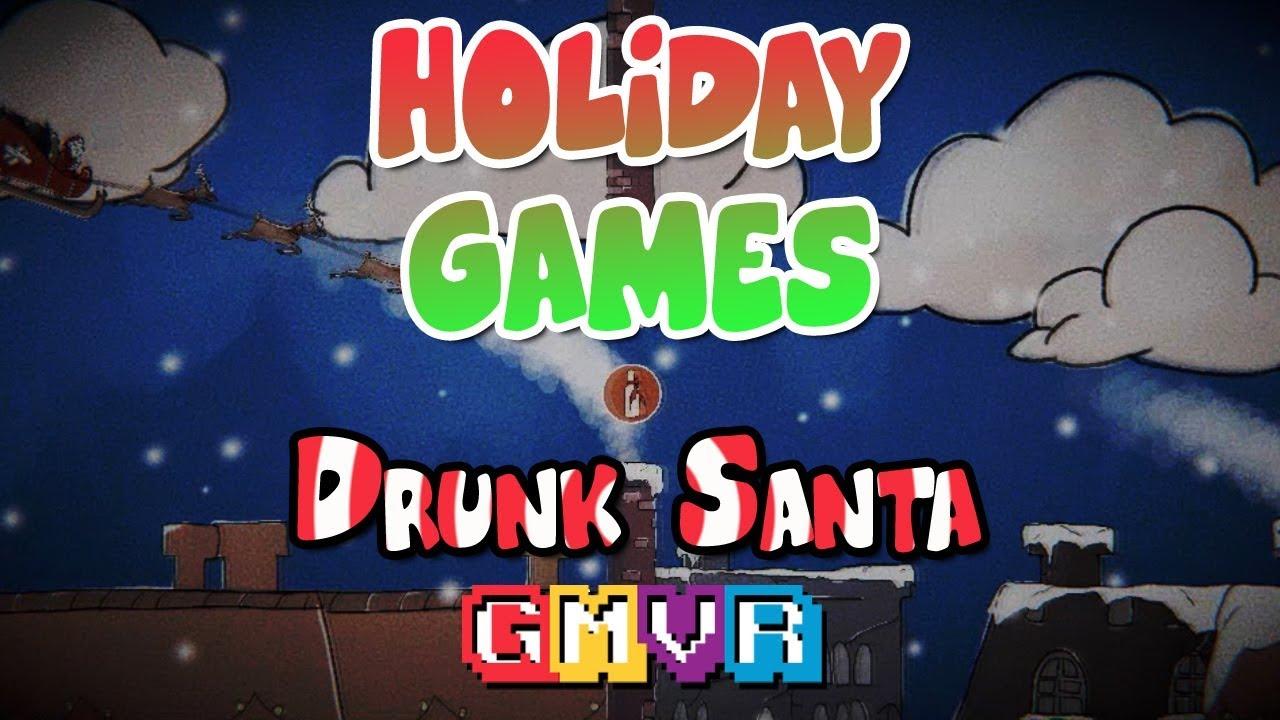 Drunk santa game 2 casino comedy shows