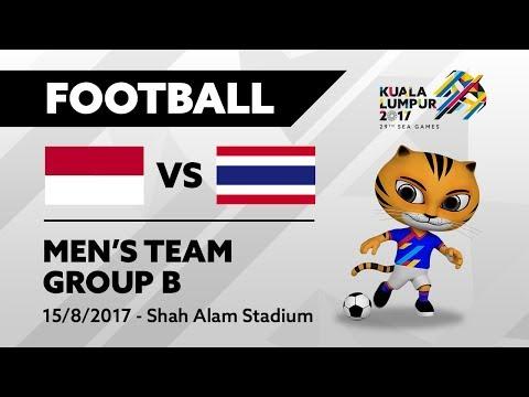Skor Akhir Indonesia Vs Thailand | Sea Games 2017 | Doovi