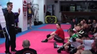 Ultra White Collar Boxing Milton Keynes | Adam's Story