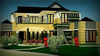 63×50 घर का नक्शा | House Plans 1  Home Designs / 3150sqft. / Front Elevation / 3d Floor Plans