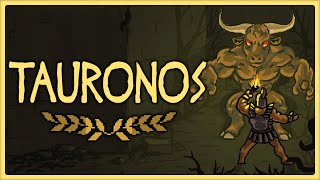Trapped inside an ancient labyrinth, chased by the mythical Minotaur. Will we reach the center?