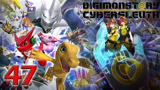 Digimon Story Cyber Sleuth   Part 47 Chapter 15 Sidequests