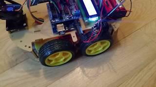 V0 - Construire une voiture éléctronique avec Arduino et commande IR infra rouge