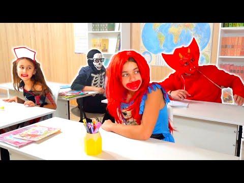 ¡Eva y amigos se convirtieron en Zombies ¿Qué hizo la maestra Kate?