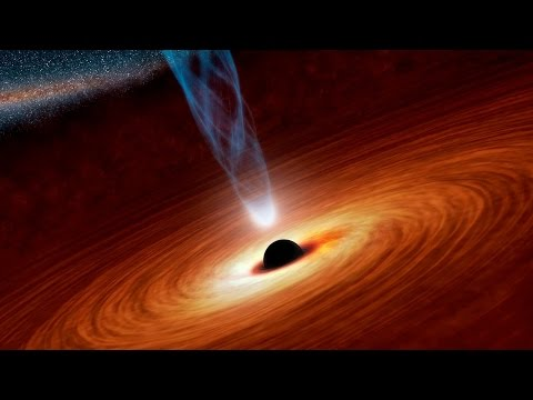 Monster Black Holes - National Geographic