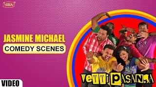 Vetti Pasanga: Jasmine Michael comedy scene