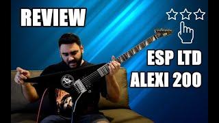 My ESP LTD Alexi 200   New Riff   Gear Chronicles   Tuggtv