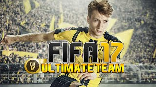 Neustart im fußball-olymp | fifa 17 ultimate team #001 | let's play fifa 17