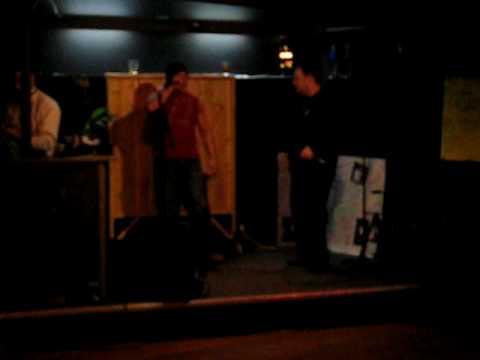 Ice Ice Baby Karaoke on NYE 2010 in The Boilerroom!