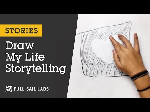 The art of storytelling with draw my life