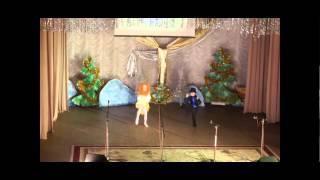 Танец ЛИСЫ АЛИСЫ И КОТА БАЗИЛИО (2012)
