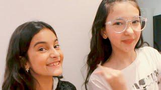 Gravando com Luluca, Helena Luz canal Mundo da Menina - Yasmin Verissimo