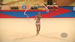 MEDER Julia (AUT) - 2018 Rhythmic Worlds, Sofia (BUL) - Qualifications Ribbon