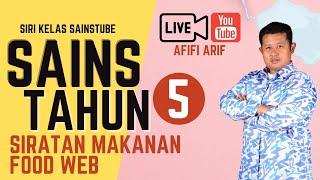 SAINS TAHUN 5 – SIRATAN MAKANAN | SCIENCE YEAR 5 DLP – FOOD WEB