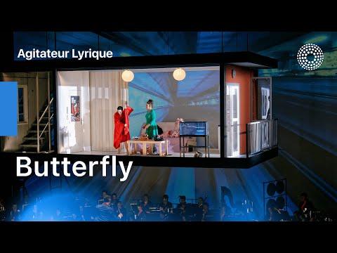 BUTTERFLY - Extrait à l'Opéra de Limoges - 2017