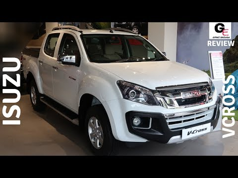 Isuzu V Cross standard | accessories | detailed review | features | specs | price !!!