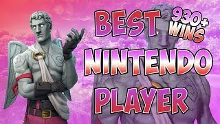 Fortnite Best Nintendo Switch Player 930+ Wins (Season 7 COUNTDOWN! / ICE MAP?)