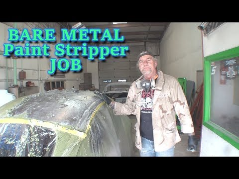 I Want To Strip The Paint Off My Car, But Should I ?  Paint Stripper Review