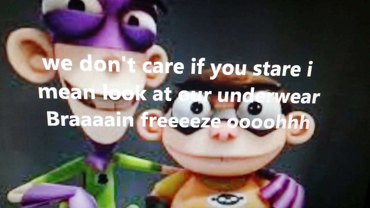 Fanboy And Chum Chum Theme Lyrics Youtube