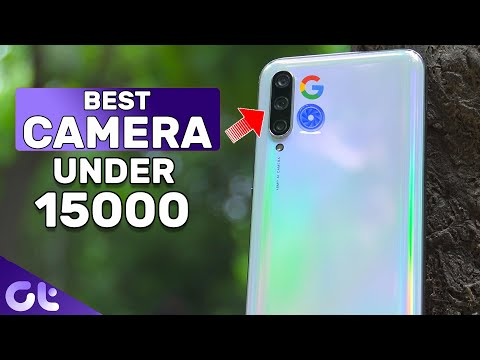 Top 3 Best Camera Phones To Buy Under Rs. 15,000 In January 2020 | Guiding Tech