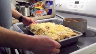 Fast And Easy Enchiladas