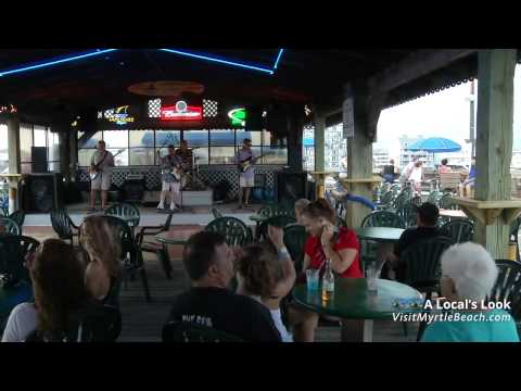 The Pier at Garden City Beach, South Carolina