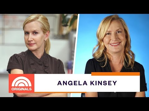 'The Office' Actress Angela Kinsey Remembers Auditioning For Pam | TODAY Originals