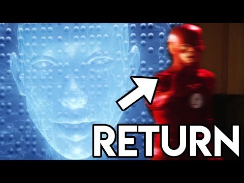 Original Timeline Flash RETURNS? Gideon FINALLY Explained?! - The Flash Season 6