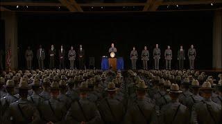 New York State Police Basic School Graduation