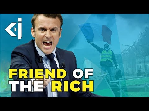 How did the YELLOW VEST movement gain traction in FRANCE?  - KJ VIDS