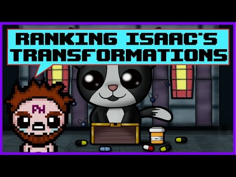 Ranking Isaac's Transformations from Worst to Best