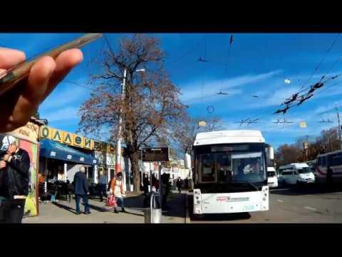 Автовокзалы в Севастополе и Симферополе.В чем отличия и какие направления едут автобусы.Крым отдых.