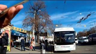 видео Расписание автобусов Севастополь