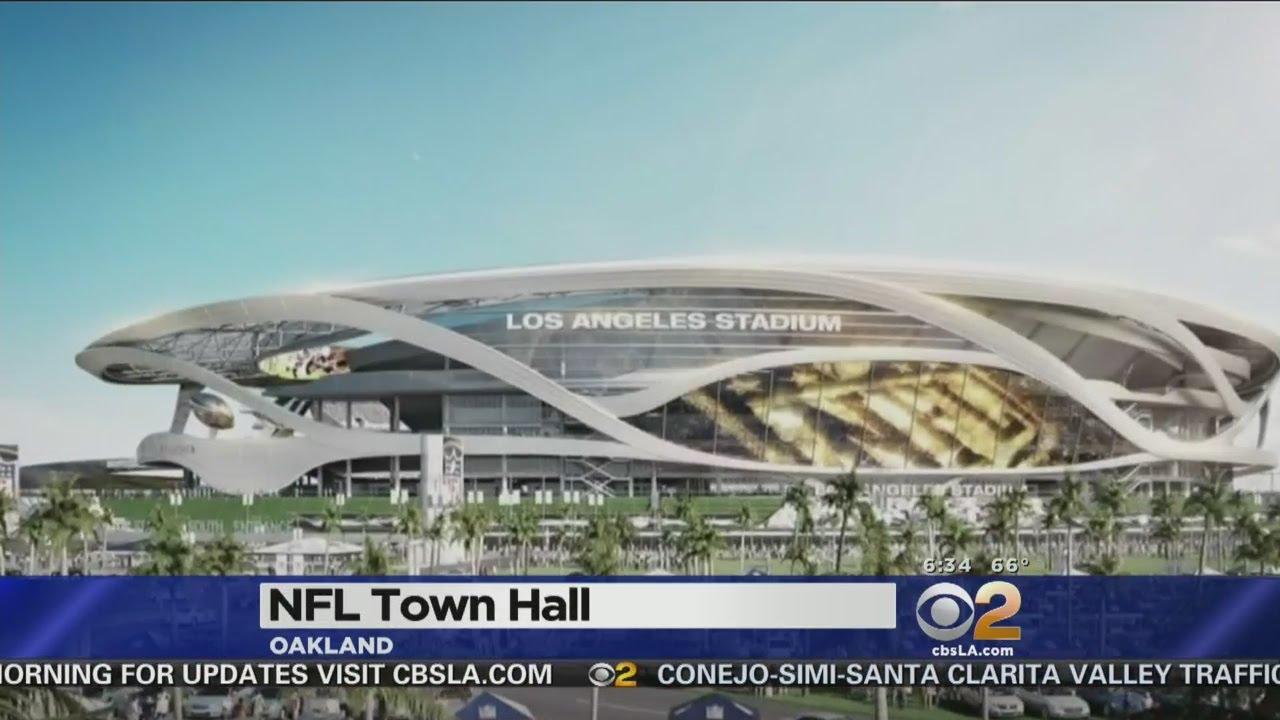 Mark Davis on NFL fans in Los Angeles: 'We already won that fight'