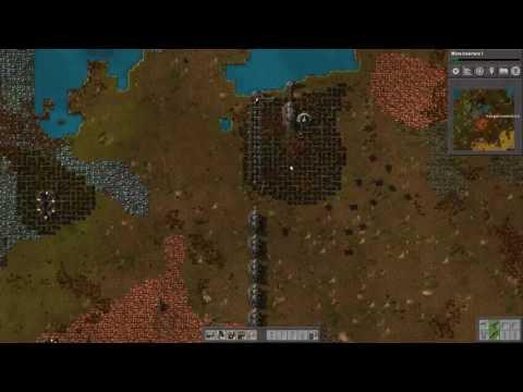 Factorio Inserter-Only Challenge! [No Belts, No Robots] - Part 1