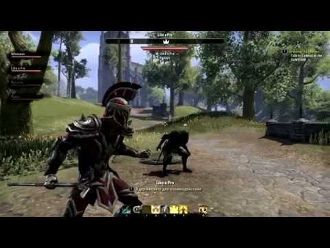 The Elder Scrolls Online #4 - ПВП и Осады.