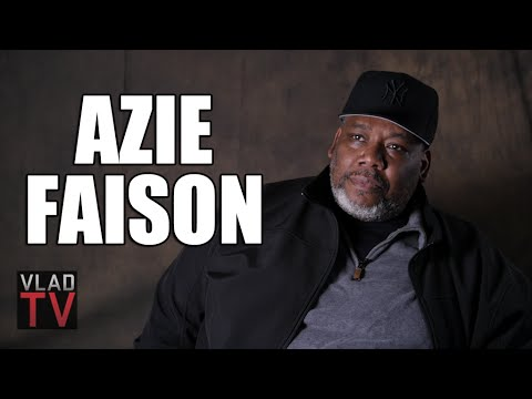 Azie Faison on Getting Shot 9 Times During Robbery, Lulu Getting Killed