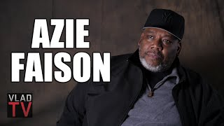 Azie Faison on Getting Shot 9 Times During Robbery, Lulu Getting Killed YouTube Videos