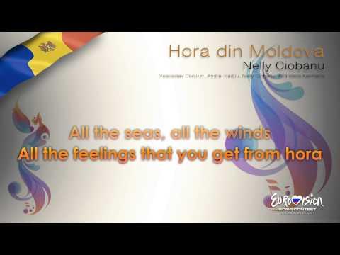 "Nelly Ciobanu - ""Hora Din Moldova"" (Moldova) - [Karaoke Version]"