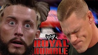 8 Sorpresas Decepcionantes Royal Rumble
