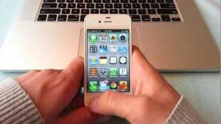 How to Unlock iPhone 4 4S with iTunes - Factory Unlock Without Jailbreak thumbnail