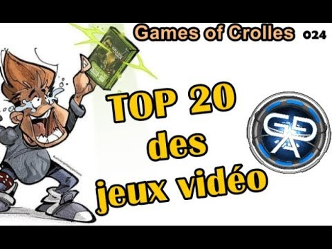 GOC 24 - Best Of Music du TOP des jeux GoodGameAll - Radio Gresivaudan