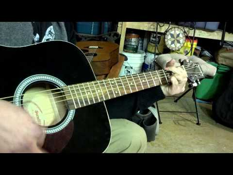 Issac covers wooden song